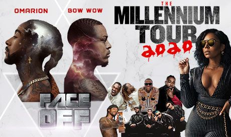 The Millennium Tour: Omarion, Bow Wow, Pretty Ricky, Ying Yang Twins, Soulja Boy & Ashanti [POSTPONED] at Verizon Theatre at Grand Prairie