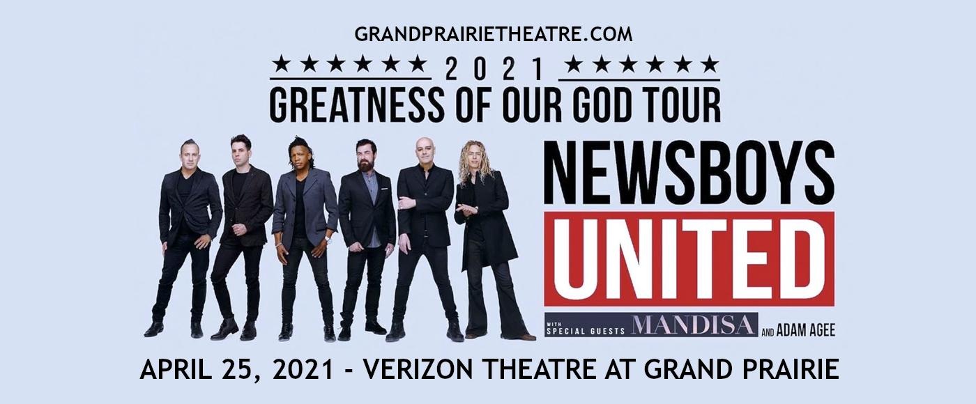 Newsboys at Verizon Theatre at Grand Prairie