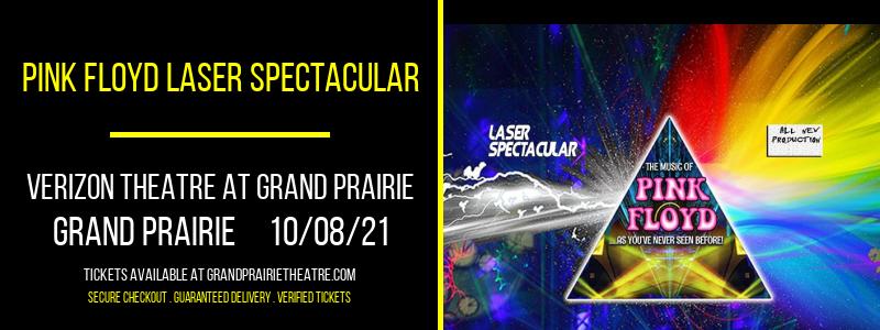 Pink Floyd Laser Spectacular at Verizon Theatre at Grand Prairie