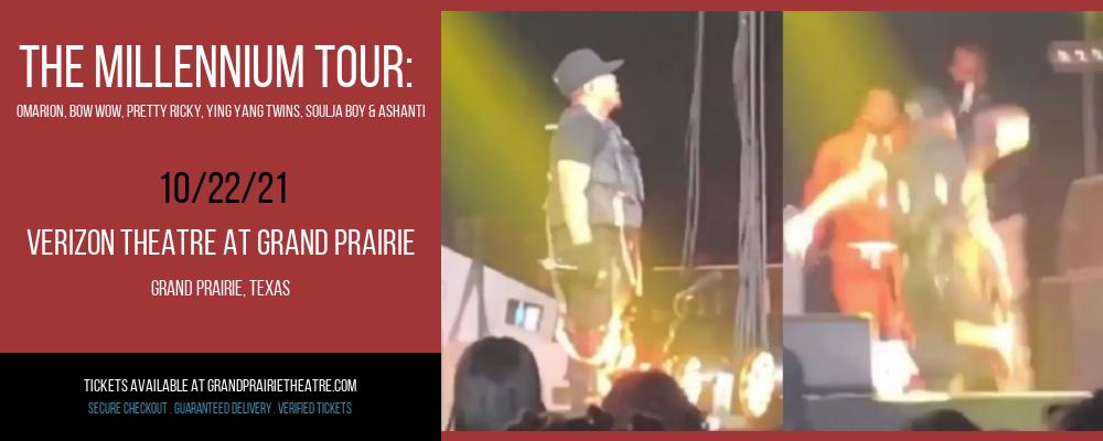 The Millennium Tour: Omarion, Bow Wow, Pretty Ricky, Ying Yang Twins, Soulja Boy & Ashanti at Verizon Theatre at Grand Prairie