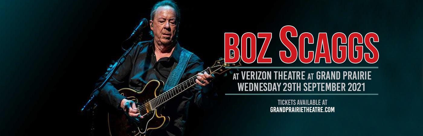 Boz Scaggs at Verizon Theatre at Grand Prairie