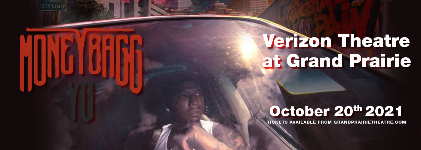 Moneybagg Yo at Verizon Theatre at Grand Prairie