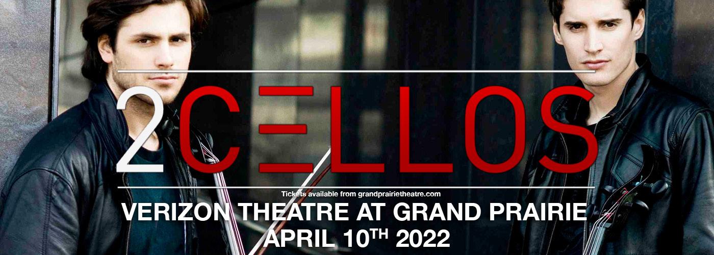 2Cellos at Verizon Theatre at Grand Prairie