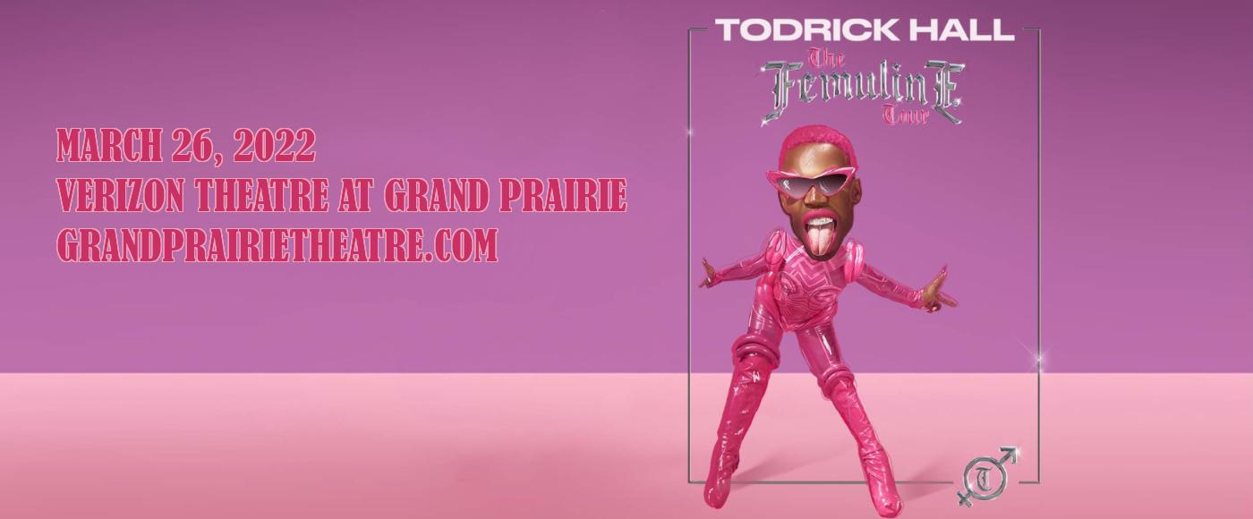 Todrick Hall: Femuline Tour at Verizon Theatre at Grand Prairie