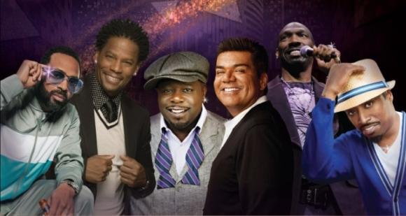 The Comedy Get Down Tour: Cedric The Entertainer, Eddie Griffin, D.L. Hughley & George Lopez at Verizon Theatre at Grand Prairie