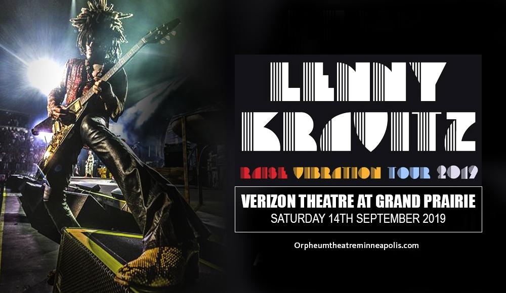 Lenny Kravitz at Verizon Theatre at Grand Prairie