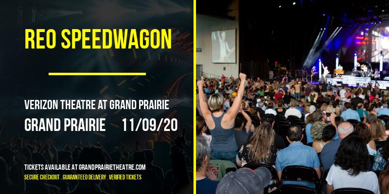 REO Speedwagon at Verizon Theatre at Grand Prairie