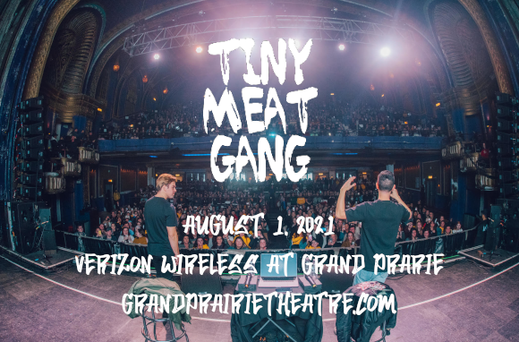 Tiny Meat Gang Tour: Cody Ko & Noel Miller [CANCELLED] at Verizon Theatre at Grand Prairie